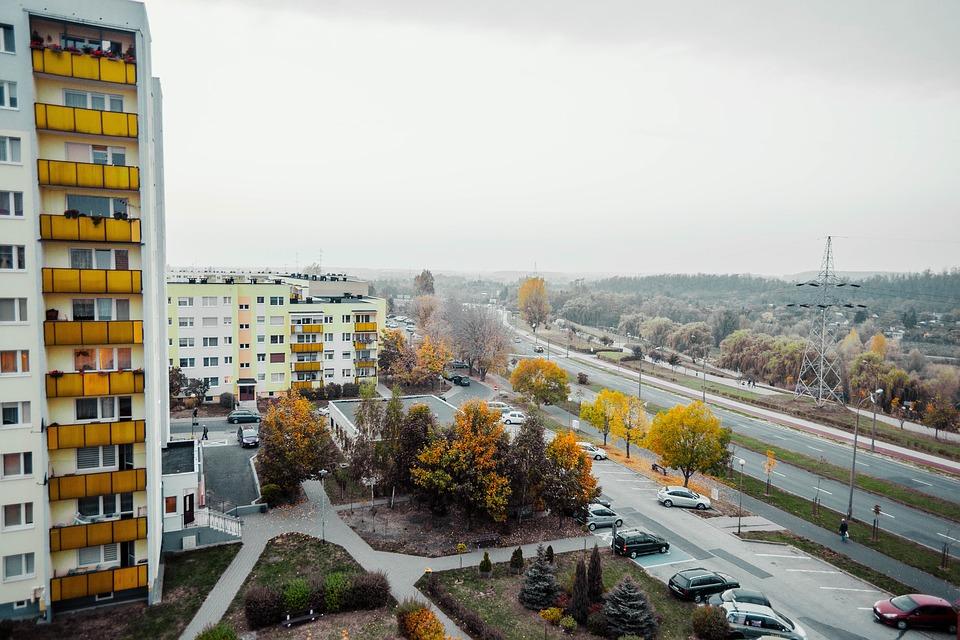 osiedle mieszkaniowe socjalne